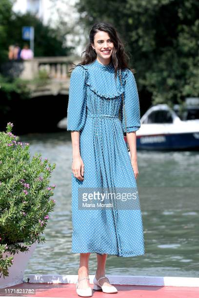 Margaret Qualley is seen arriving at the 76th Venice Film Festival on September 02 2019 in Venice Italy