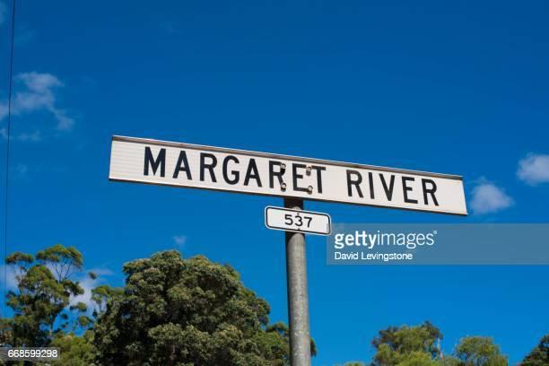 Margaret River sign