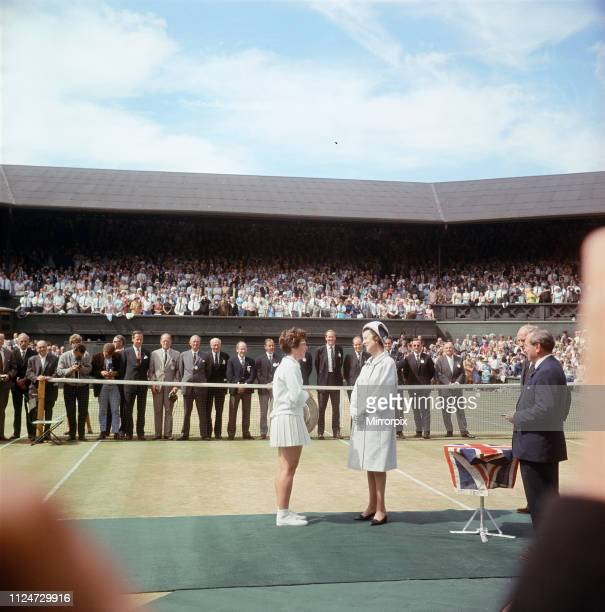Margaret Smith was the defending champion but lost in the semifinals to Billie Jean King King defeated Maria Bueno in the final 63 36 61 to win the...