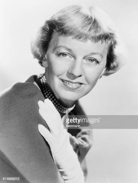 Margaret Sullavan one of the greatest actresses of the American stage was dead on arrival January 1 at GraceNew Haven Hospital She is shown here in...