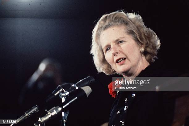 Margaret Thatcher takes over from Edward Heath as the new leader of the Conservative Party