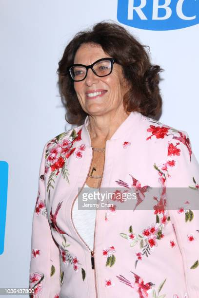 Margaret Trudeau arrives to WE Day Toronto and the WE Carpet at Scotiabank Arena on September 20 2018 in Toronto Canada