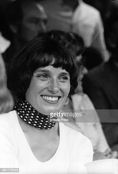 Margaret Trudeau circa 1974 in New York City