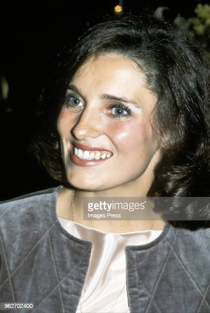 Margaret Trudeau circa 1977 in New York City