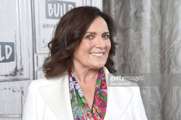 Margaret Trudeau visits the Build Series to discuss the show Certain Woman of an Age' at Build Studio on September 13 2019 in New York City