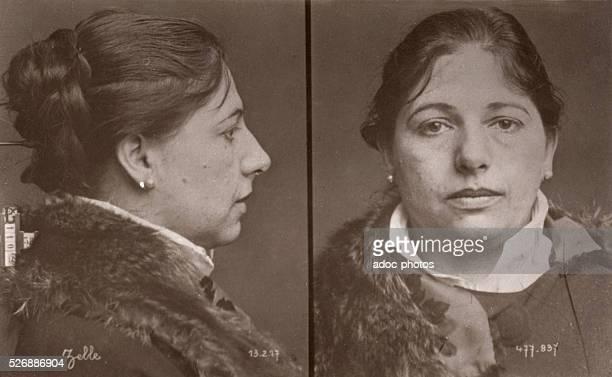 Margareta Gertruida Zelle called MataHari On February 13 1917