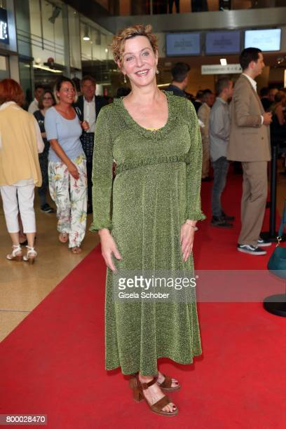 Margarita Broich during the opening night of the Munich Film Festival 2017 at Mathaeser Filmpalast on June 22 2017 in Munich Germany