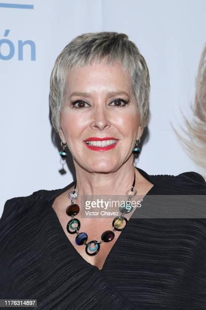 Margarita Gralia attends the Todo Para La Mujer 30th anniversary red carpet at Live Aqua hotel on October 16 2019 in Mexico City Mexico