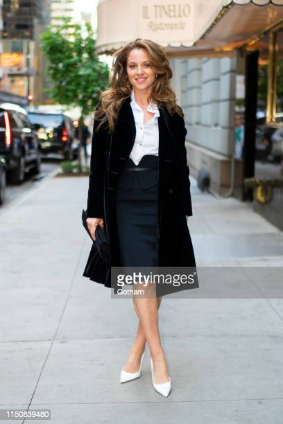 Margarita Levieva attends a screening for 'Booksmart' at the Whitby Hotel on May 21 2019 in New York City