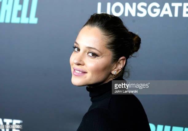 "Margarita Levieva attends ""Bombshell"" New York screening at Jazz at Lincoln Center on December 16, 2019 in New York City."