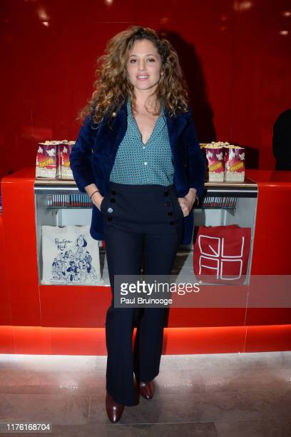 """Margarita Levieva attends Cohen Media Group And The Cinema Society Host A Special Premiere Screening Of """"Serendipity"""" at Quad Cinema on October 15,..."""