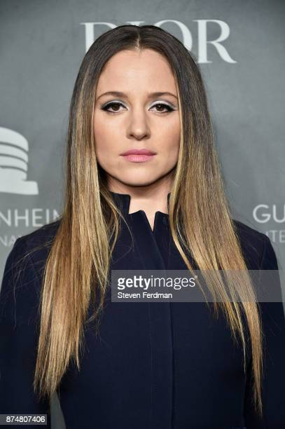 Margarita Levieva attends the 2017 Guggenheim International Gala PreParty made possible by Dior on November 15 2017 in New York City