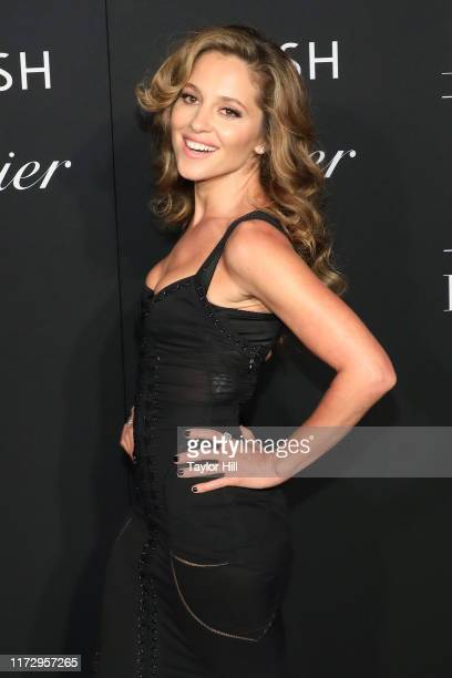 Margarita Levieva attends the 2019 Harper ICONS Party at The Plaza Hotel on September 06, 2019 in New York City.