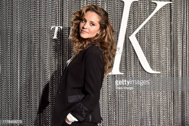"""Margarita Levieva attends """"The King"""" New York Premiere at SVA Theater on October 01, 2019 in New York City."""