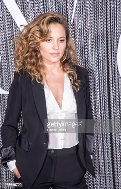Margarita Levieva attends the New York premiere of The King at SVA Theater Manhattan