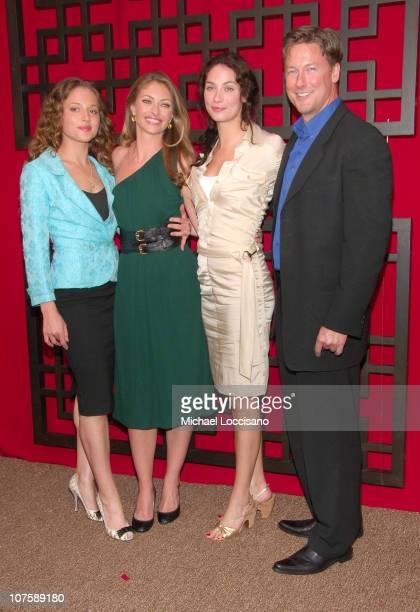 Margarita Levy, Rebecca Gayheart, Joanne Kelly and John Allen Nelson