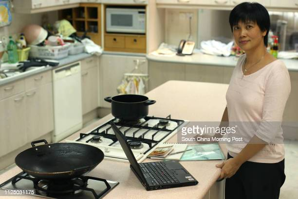 Margarita Ng Laikuen Home Economics Consultant of Lee Kum Kee who turn from full time to parttime job 24 JULY 2007