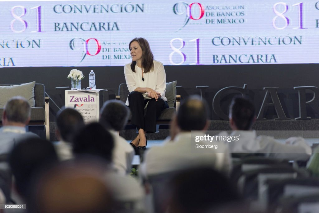 Key Speakers At The Association Of Banks Of Mexico Convention