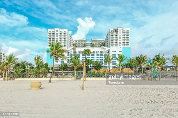 (1 )マルガリータヴィルハリウッドビーチリゾート - フロリダ州ハリウッド ストックフォトと画像