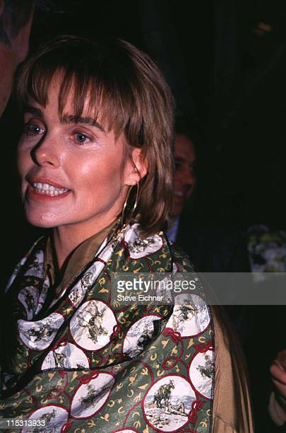 Margaux Hemingway during Margaux Hemingway at Sony Building at Sony Building in New York City, New York, United States.