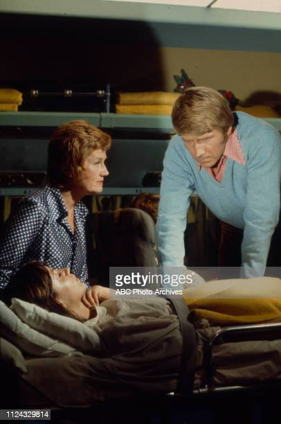 Marge Redmond Gary Collins Jess Walton appearing on the Walt Disney Television via Getty Images series 'The Sixth Sense'