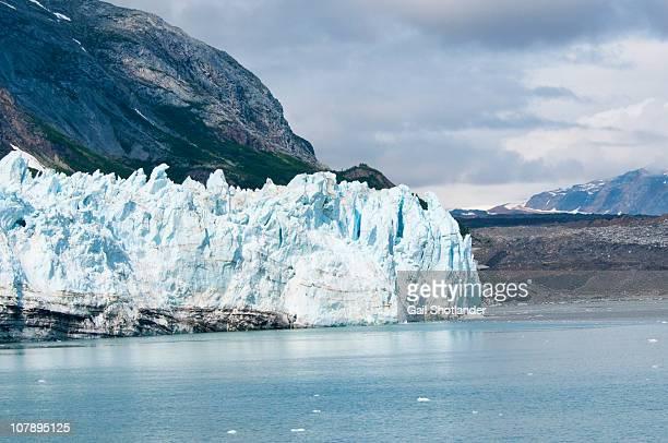 Margerie Glacier & Alaskan Rock
