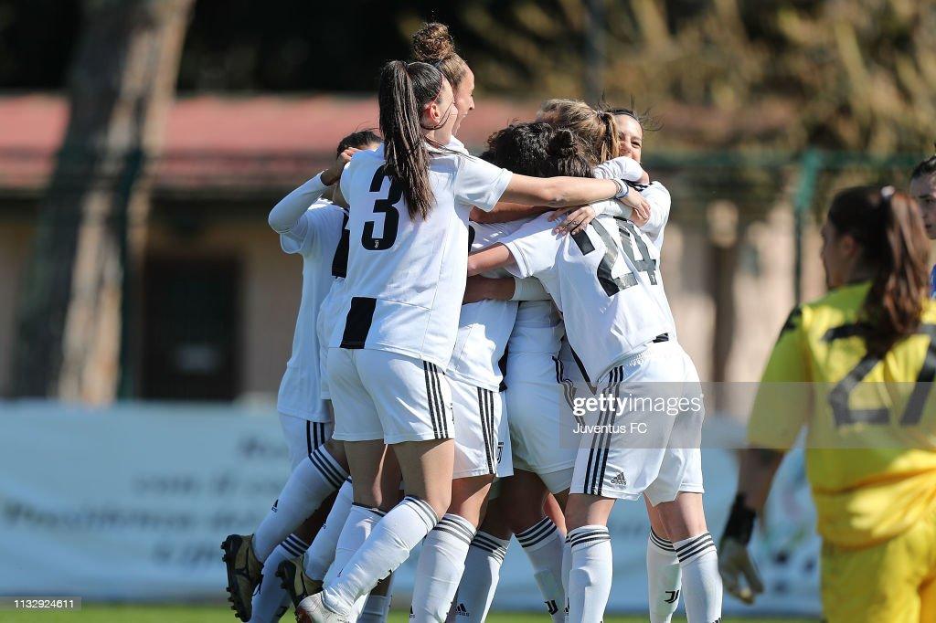 ITA: Juventus Women U19 v Sassuolo Women U19 - Viareggio Cup Final
