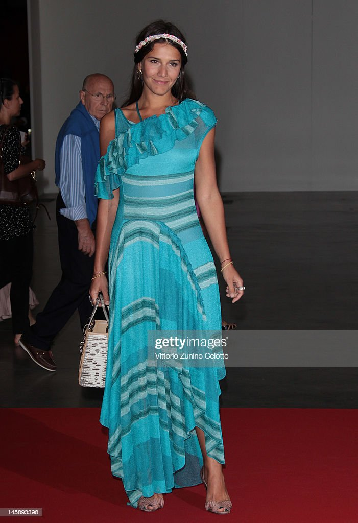 Margherita Maccapani Missoni attends the 2012 Convivio charity gala event on June 7, 2012 in Milan, Italy.