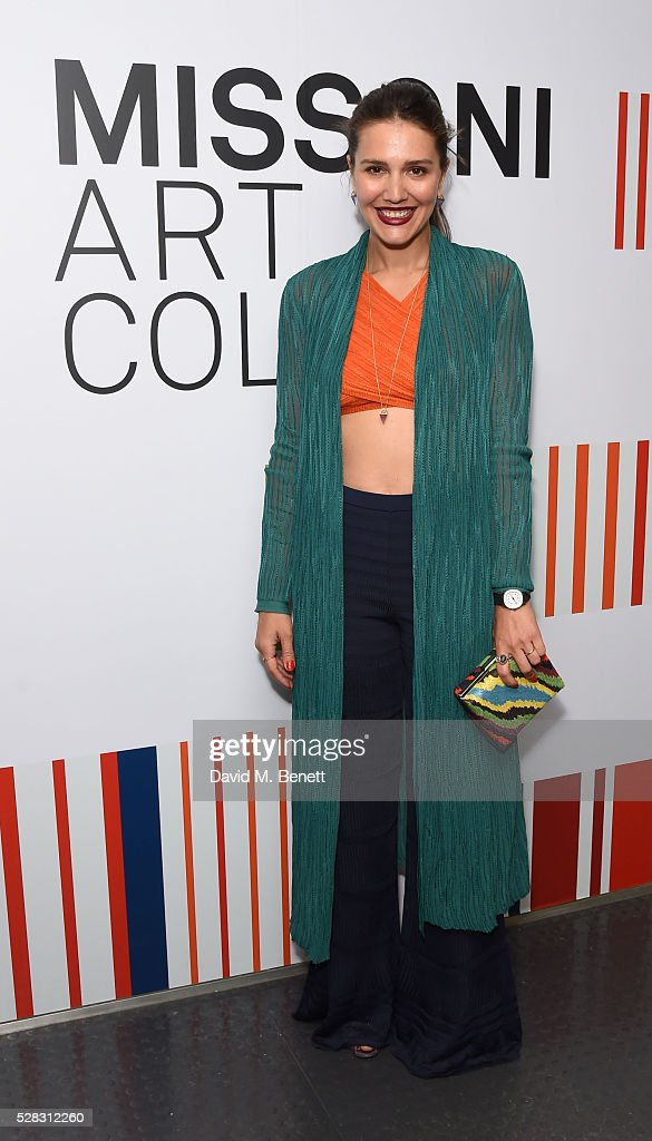 Missoni London Exhibtion 'Art Colour' Private View And Dinner
