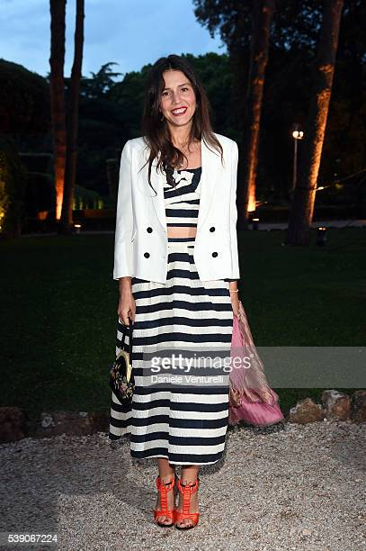 Margherita Missoni attends McKim Medal Gala In Rome at Villa Aurelia on June 9, 2016 in Rome, Italy.