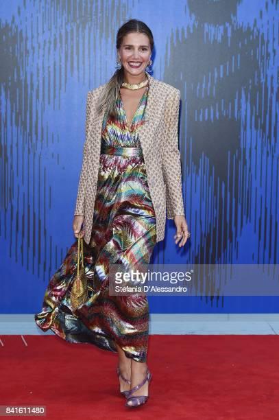 Margherita Missoni attends the Franca Sozzanzi Award during the 74th Venice Film Festival on September 1 2017 in Venice Italy