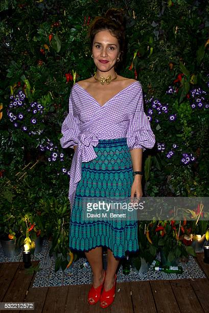 Margherita Missoni attends The House of Peroni Residency at Proud East in Haggerston on May 18 2016 in London England