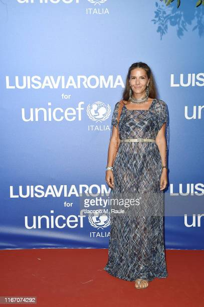 Margherita Missoni attends the photocall at the Unicef Summer Gala Presented by Luisaviaroma at on August 09, 2019 in Porto Cervo, Italy.