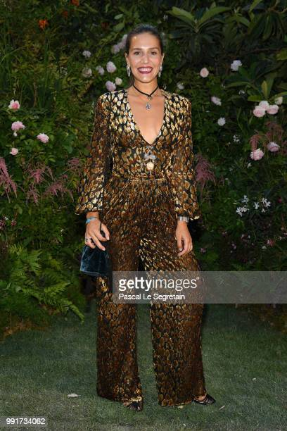 Margherita Missoni attends the Valentino Haute Couture Fall Winter 2018/2019 show as part of Paris Fashion Week on July 4 2018 in Paris France