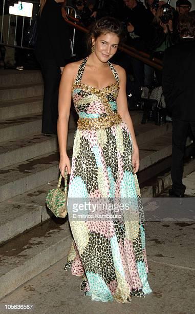 Margherita Missoni during Chanel Costume Institute Gala at The Metropolitan Museum of Art Arrivals at The Metropolitan Museum of Art in New York City...