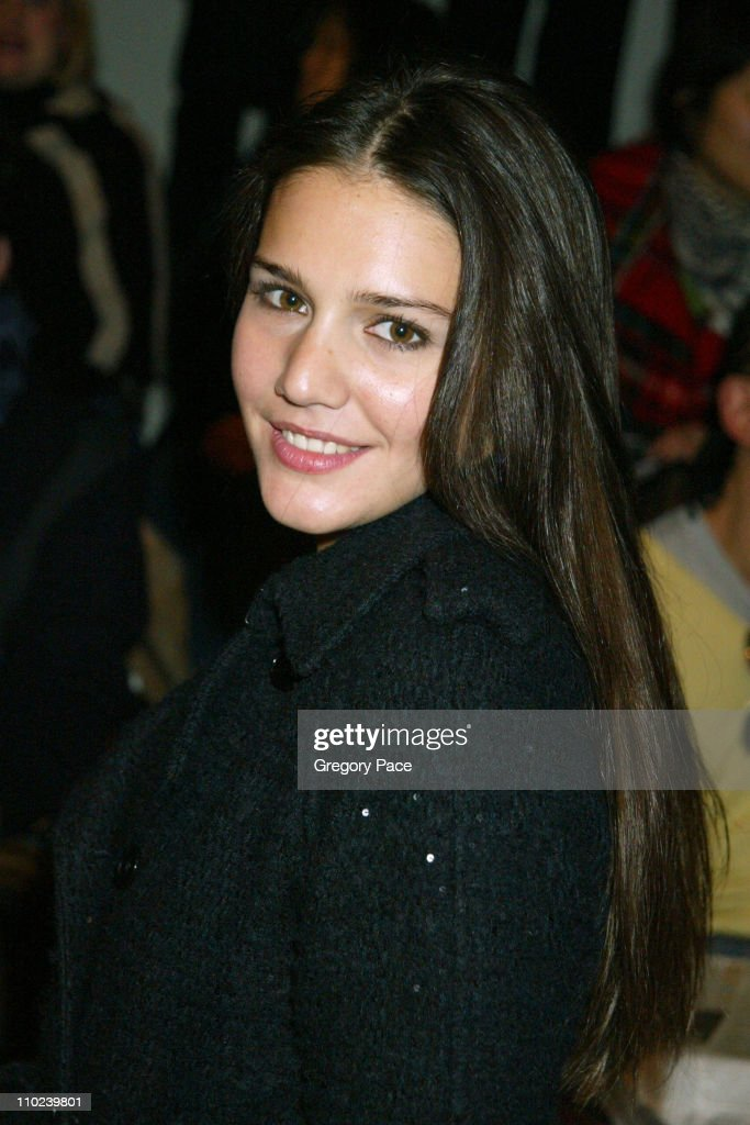 Olympus Fashion Week Fall 2005 - Ralph Lauren - Front Row and Arrivals