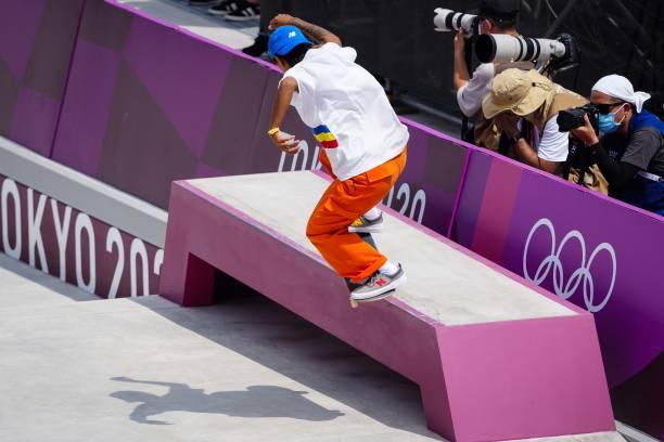 JPN: Skateboard - Women's Street - Tokyo Olympic Games 2020