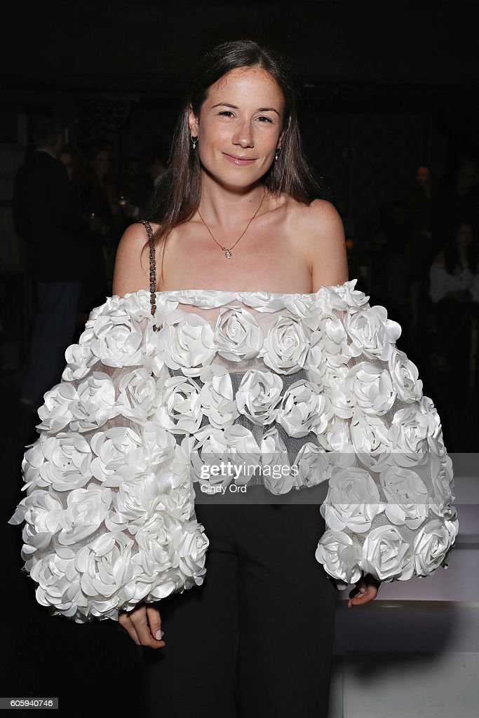NY: Tahor Group - Front Row - September 2016 - New York Fashion Week