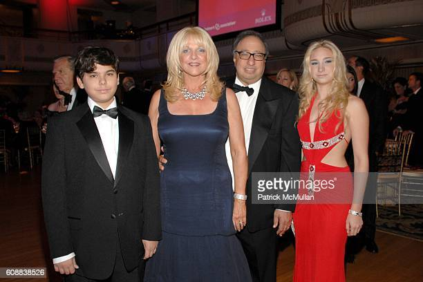 Margo Catsimatidis John Catsimatidis and Nandrea Catsimatidis attend The 2007 Alzheimer's Association Rita Hayworth Gala at Waldorf Astoria on...
