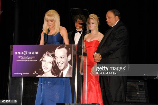 Margo Catsimatidis John Catsimatidis Jr Andrea Catsimatidis and John Catsimatidis attend The 2009 ALZHEIMER's ASSOCIATION RITA HAYWORTH GALA Themed...