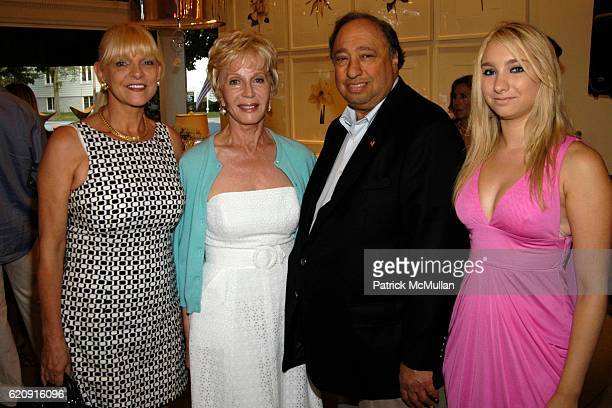 Margo Catsimatidis Nancy Corzine John Catsimatidis and Andrea Catsimatidis attend Kickoff Party in Anticipation of After 25 Years A Sparkling Silver...