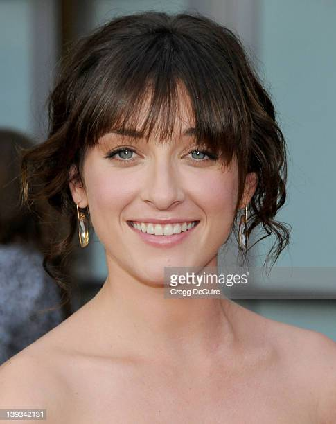"""Margo Harshman arrives at the Los Angeles Premiere of """"Sorority Row"""" at the ArcLight Theatre in Hollywood, California on September 3, 2009."""