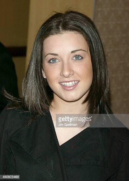 Margo Harshman during 2003-2004 WB Upfront at Sheraton New York in New York City, New York, United States.