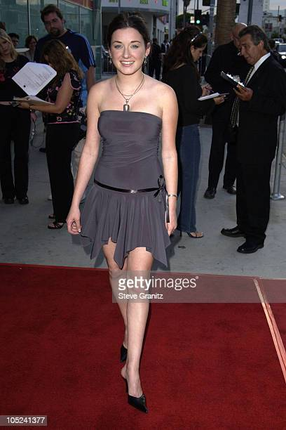 Margo Harshman during Los Angeles Premiere for Freddy Vs Jason Arrivals at Arclight Theatre in Hollywood California United States
