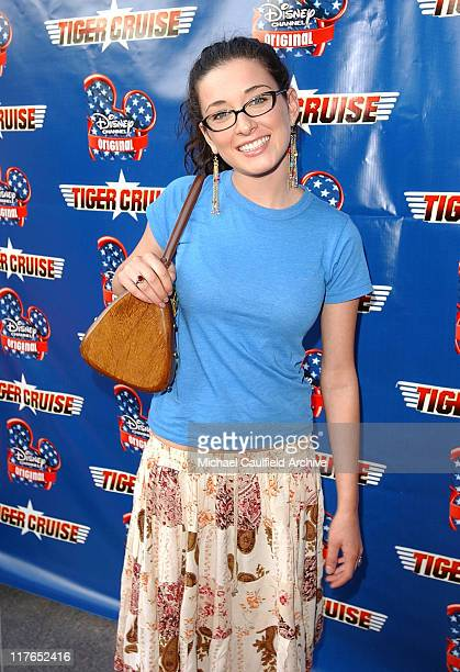"""Margo Harshman during """"Tiger Cruise"""" Los Angeles Premiere at Directors Guild of America in Los Angeles, California, United States."""