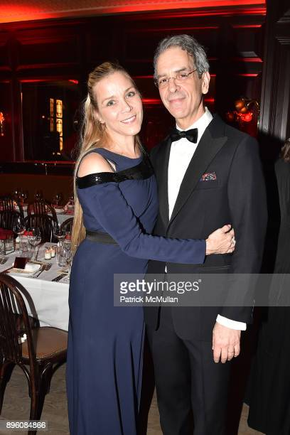 margo krody blutt and mitchell blutt attend julie macklowes 40th birthday spectacular at la goulue on