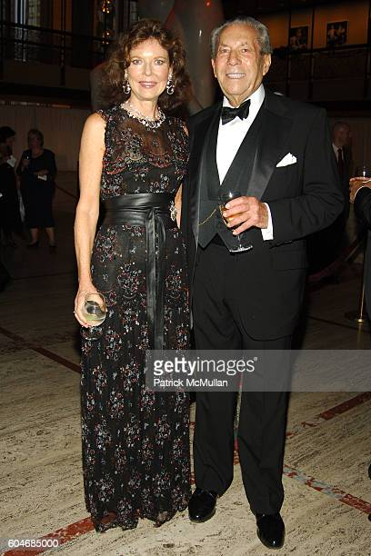 Margo Langenberg and Ted Sayers attend The New York City Opera's Fall Gala Concert at The New York State Theater on September 19 2006 in New York City
