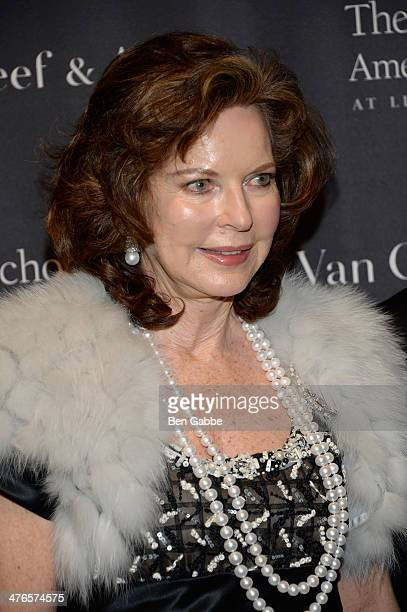 Margo Langenberg attends the School of American Ballet's 2014 Winter Ball at David Koch Theatre at Lincoln Center on March 3 2014 in New York City