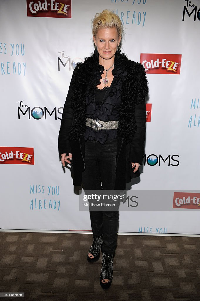 Margo Manhattan attends a Mamarazzi breakfast and talk back event with 'Miss You Already' at The Park Avenue Screening Room on October 27, 2015 in New York City.