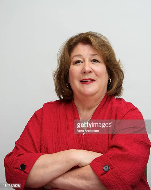 Margo Martindale at The Millers Press Conference at the Four Seasons Hotel on October 14 2013 in Beverly Hills California